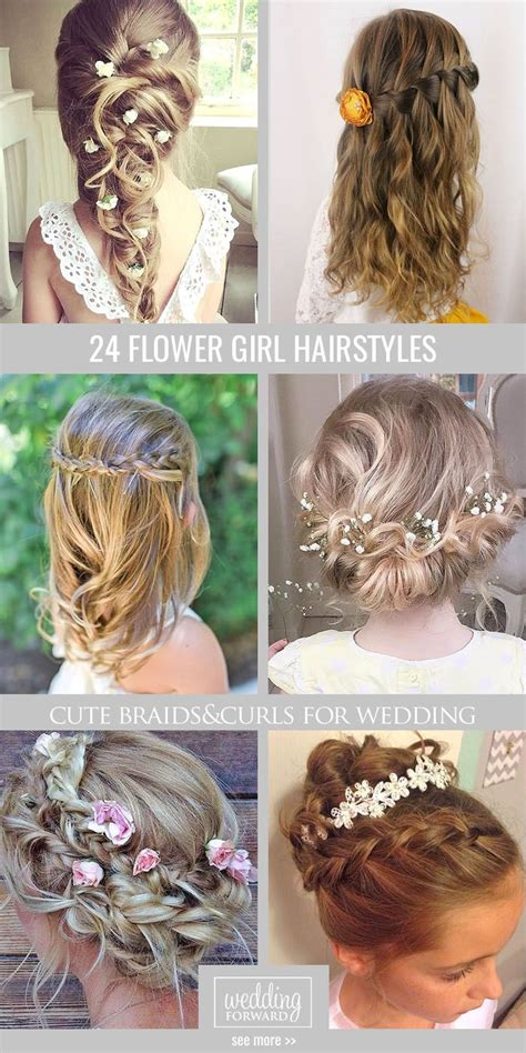 the 25 best kids wedding hairstyles ideas on pinterest