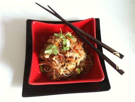 la cuisine de mes envies vermicelles sautés au porc laos la cuisine de mes