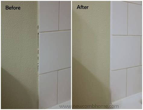 metal edge finishing for tile   Its easy, and much less