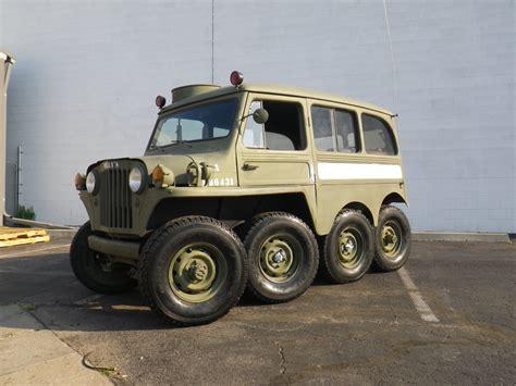 custom jeep steering wheel bangshift com ebay find a custom built eight wheel drive