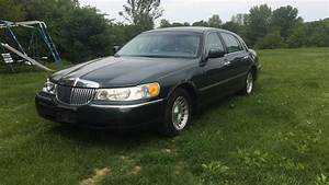 1999 Lincoln Town Car Executive Complete Tour Review And Walkaround