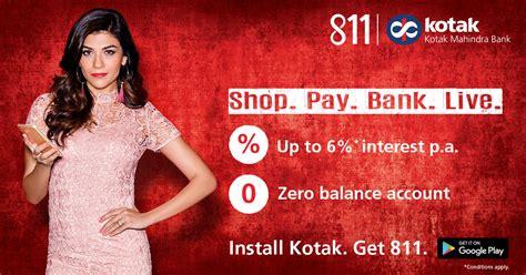 12 Million Are About To Kotak Mahindra Bank 811 Digital Savings Account Reports 12