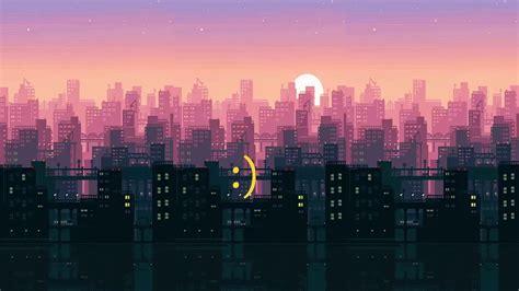 City Animated Wallpaper - live z nie strasznej gry