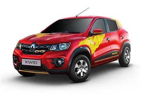 Renault Kwid Iron Man 1.0 Mt Price, Features & Specs
