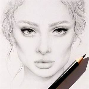 891 best drawing ( face' s) 2 images on Pinterest | Art ...