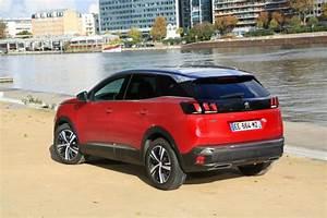 Argus Automobile 2017 Gratuit : le peugeot 3008 sacr voiture argus 2017 l 39 argus ~ Gottalentnigeria.com Avis de Voitures
