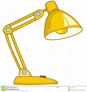 Cartoon Home Lamp stock vector Image of luxury