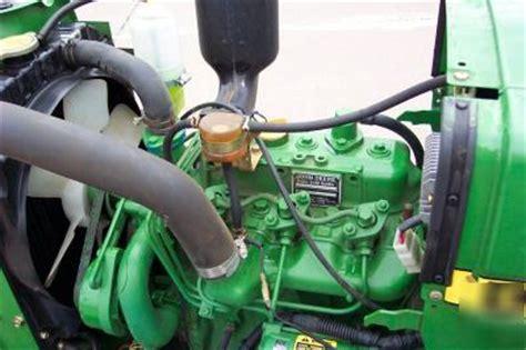 john deere  compact tractor