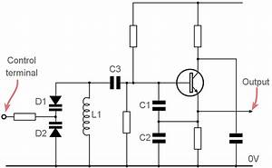 pll voltage controlled oscillator pll vco design With vco circuit diagram