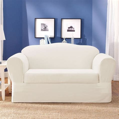 sure fit sofa cover sure fit slipcovers the fit home furniture design