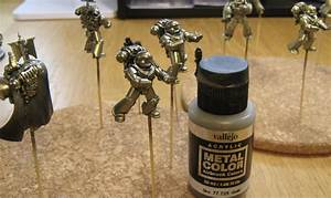 Candy Metallic Painting Tutorial Wargaming Hub