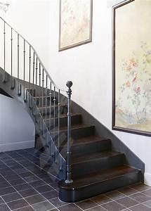 10 best images about un escalier avec contremarches With superb peindre des marches d escalier en bois 1 deco escalier ancien