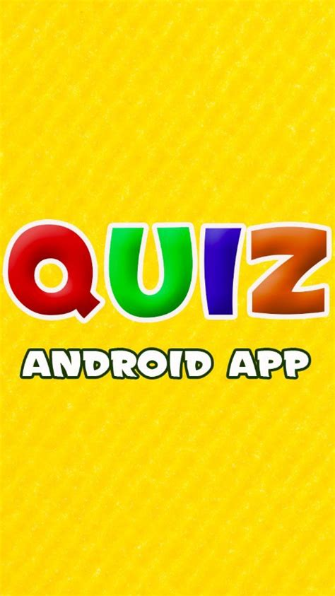Mobile Quiz App by Buy Quiz Android App With Source Code Cms Trivia