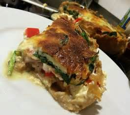 Spinat Und Feta : quiche mit spinat feta und lachs von mawiia ~ Lizthompson.info Haus und Dekorationen