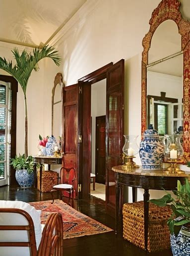 Caribbean Ralph Style by Eye For Design Tropical Colonial Interiors