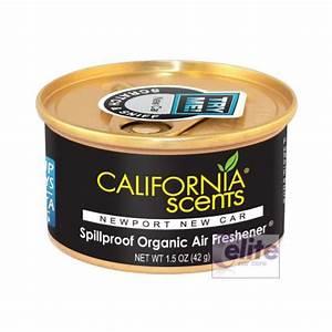 California Car Scents : california scents spillproof air freshener ice elite car care ~ Blog.minnesotawildstore.com Haus und Dekorationen