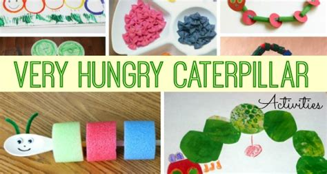 25 activities for the hungry caterpillar pre k pages 998 | The Very Hungry Caterpillar Ideas for Preschool