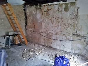 Remontée Capillaire Mur : remontes capillaires elegant chaux vive en roche pour ~ Premium-room.com Idées de Décoration