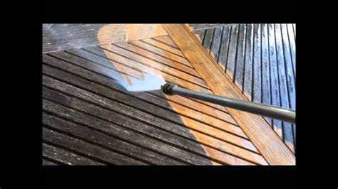 clean teak outdoor furniture youtube