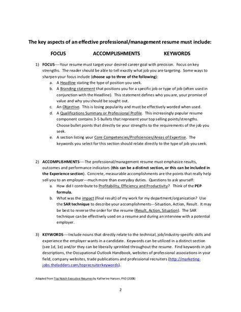 Desired Goals Resume by Resume Guideforalumni 1