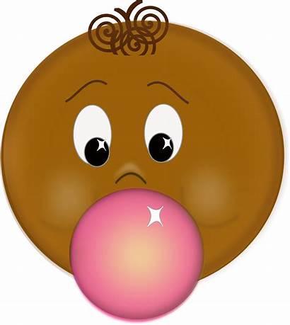 Bubble Gum Clipart Blowing Svg