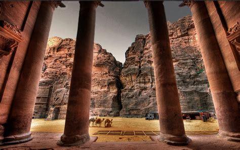 Petra (Jordan) High Quality Wallpapers Desktop Background ...
