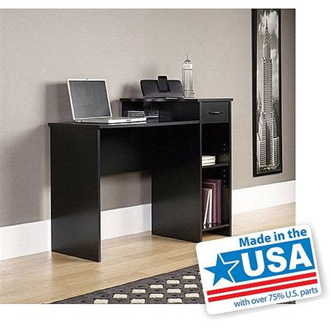 student desk and 5 shelf bookcase value bundle 042666107082