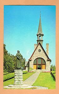 Evangeline Memorial Church & Statue GRAND PRE Nova Scotia
