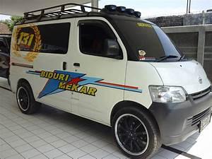Top Cutting Sticker Mobil Pick Up Grand Max Terbaru