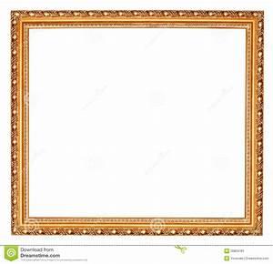 Cadre De Tableau : cadre de tableau en bois baroque de gilted vieux image ~ Dode.kayakingforconservation.com Idées de Décoration