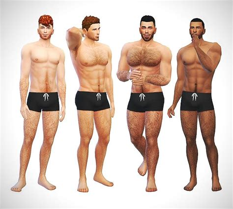 17 Best Images About The Sims 4 Cc Mm Skin Details On