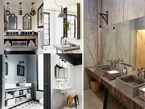 7 buenos consejos para baños de estilo industrial