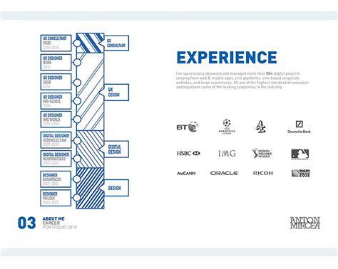 ux design portfolio 10 inspiring ux design portfolios