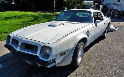 1975 Pontiac Trans Am 455 H.o