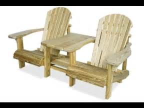 wood patio chairwood patio furniture building plans youtube