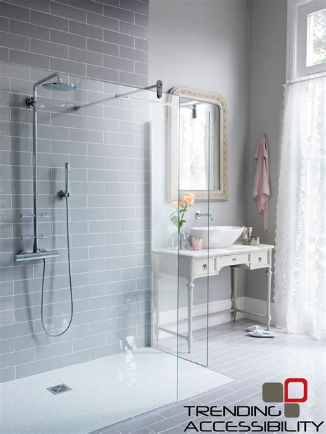 accessible shower remodeling showers tile shower