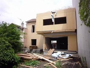 Cout Agrandissement Maison : extension maison extension maison contemporaine ~ Premium-room.com Idées de Décoration