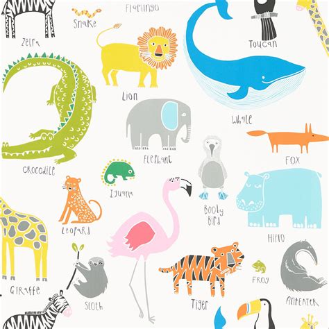 Animal Magic Wallpaper - style library the premier destination for stylish and