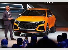 Audi Q8 Halo SUV Model Confirmed Q7 Platform and Prologue