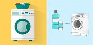 Geruch In Der Waschmaschine : 7 geniale tricks f rs w sche waschen ~ Markanthonyermac.com Haus und Dekorationen