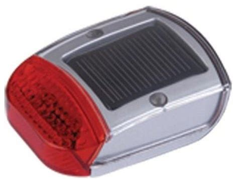 bright ideas solar powered bicycle light set