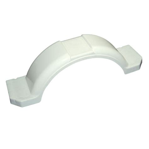 West Marine Boat Trailer Fenders by Tie Engineering White Plastic Fender For 14 Quot 15