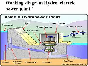 Hydro  Tidal And Wind Power