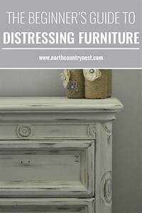 The Beginner's Guide to Distressing Furniture with Chalk Paint