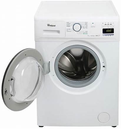 Lavarropas Whirlpool Frontal Carga Kg Blanco 6kg