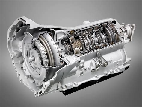 Revised Zf 8speed Automatic Will Debut In Bmw 520d