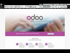 odoo website builder indiegogo campaign youtube With odoo website builder documentation