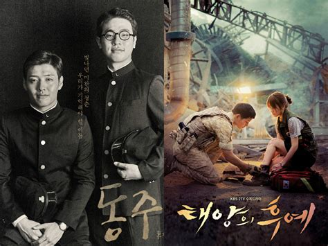 """dongju"" And ""descendants Of The Sun"" Take Home Grand"