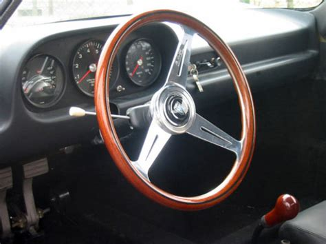 vintage porsche interior retro thing beck 904 remaking a classic porsche