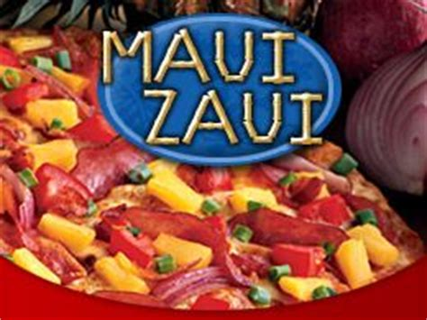 round table maui zaui 17 best images about pizza on pinterest west coast